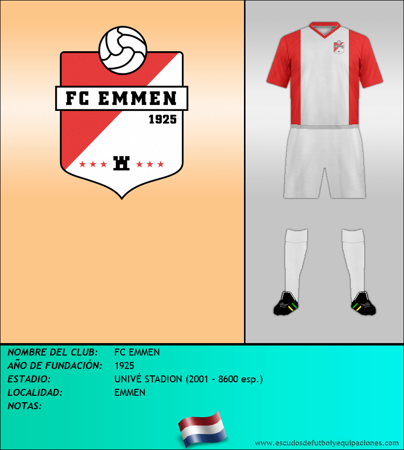 Escudo de FC EMMEN