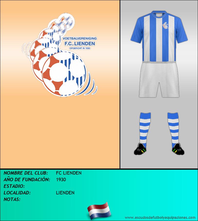 Escudo de FC LIENDEN