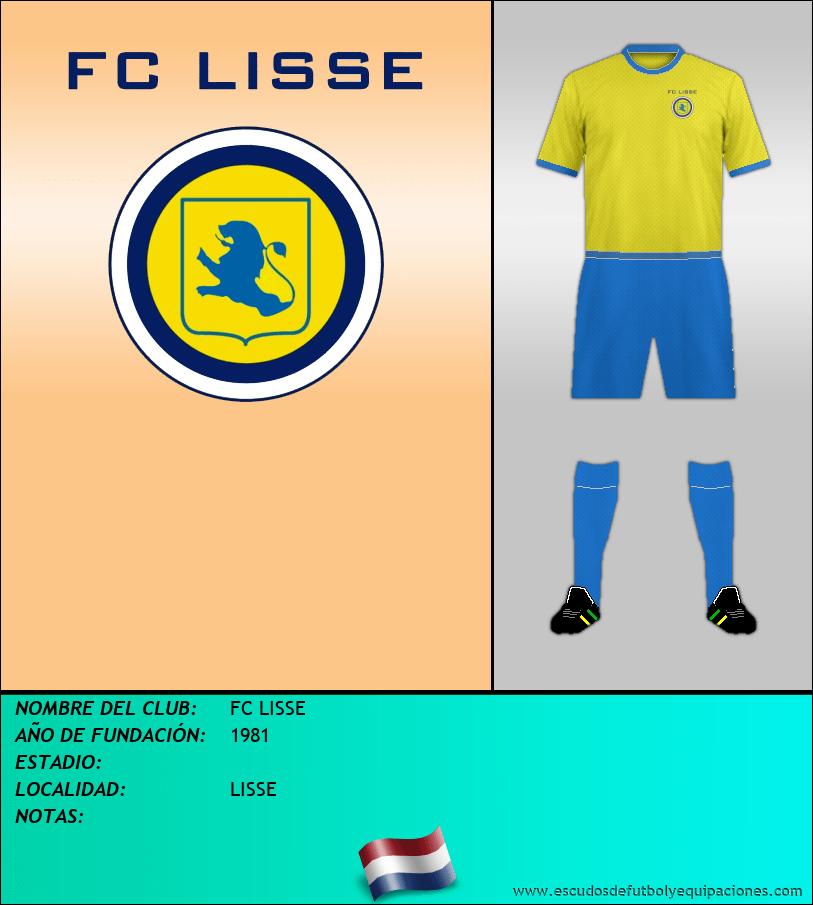 Escudo de FC LISSE