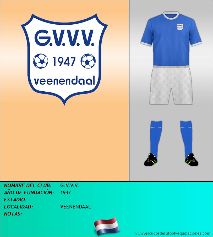 Escudo de G.V.V.V.
