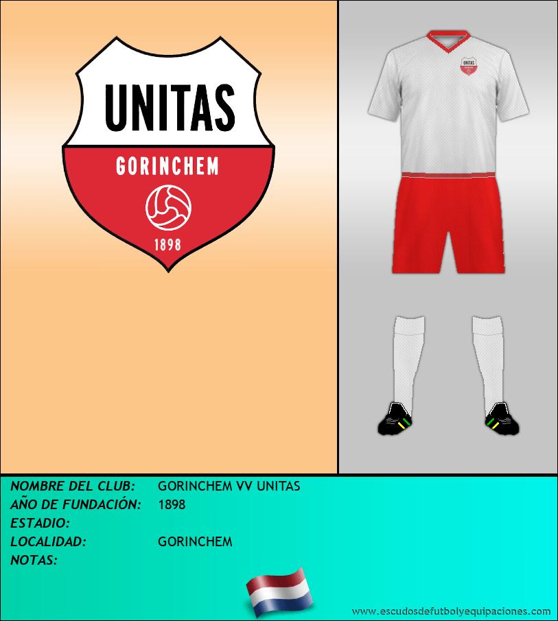 Escudo de GORINCHEM VV UNITAS