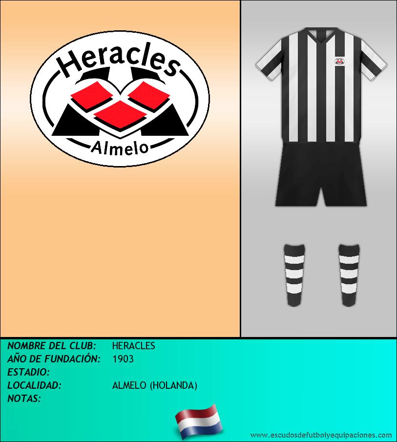 Escudo de HERACLES