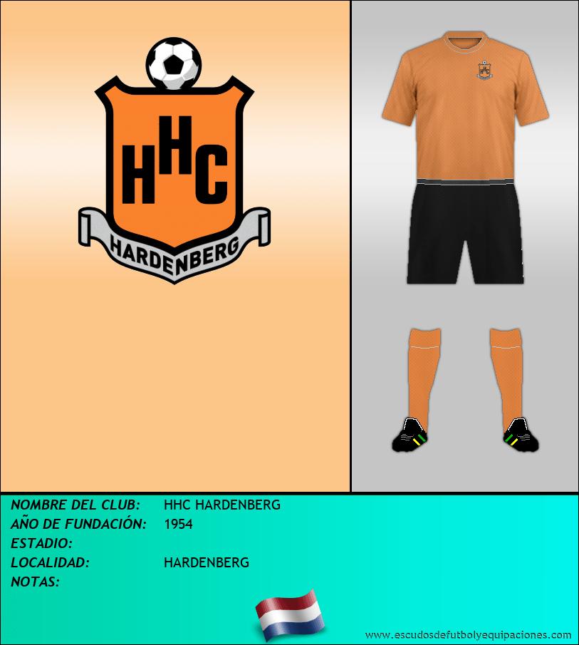 Escudo de HHC HARDENBERG