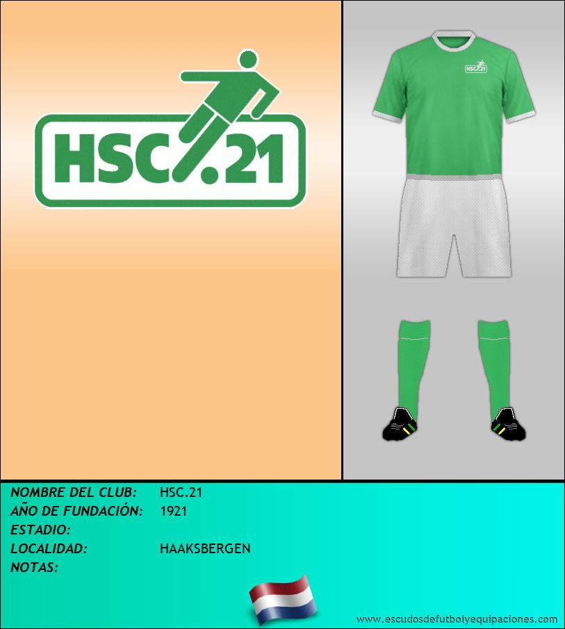 Escudo de HSC.21