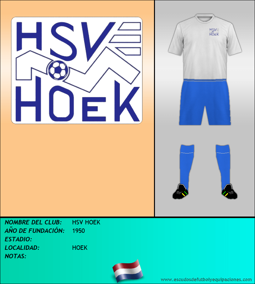 Escudo de HSV HOEK