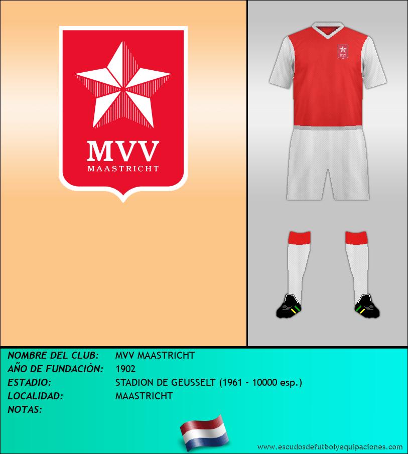 Escudo de MVV MAASTRICHT