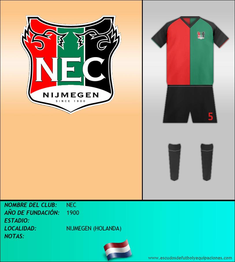 Escudo de NEC