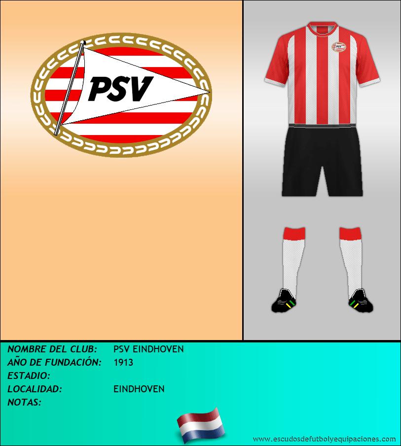 Escudo de PSV EINDHOVEN
