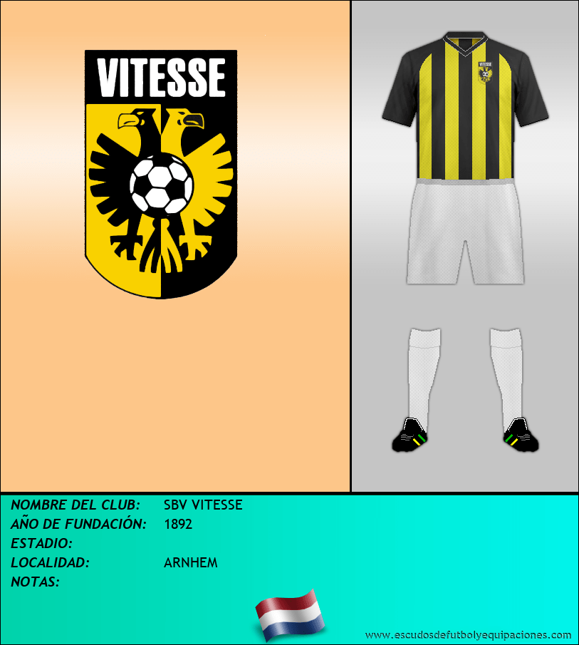 Escudo de SBV VITESSE