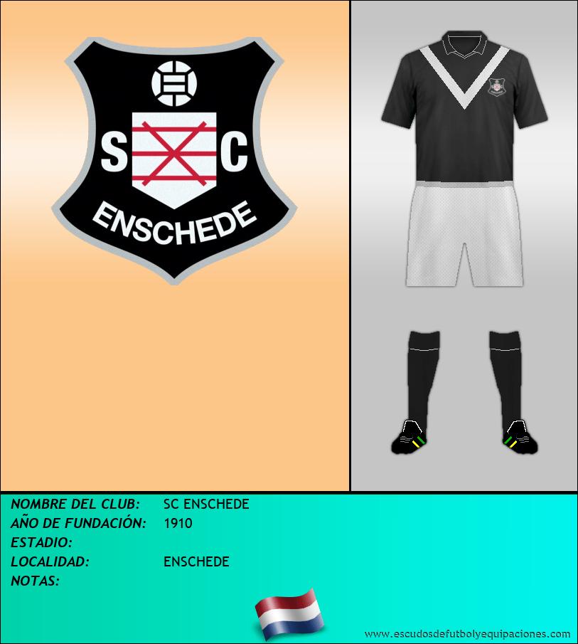 Escudo de SC ENSCHEDE
