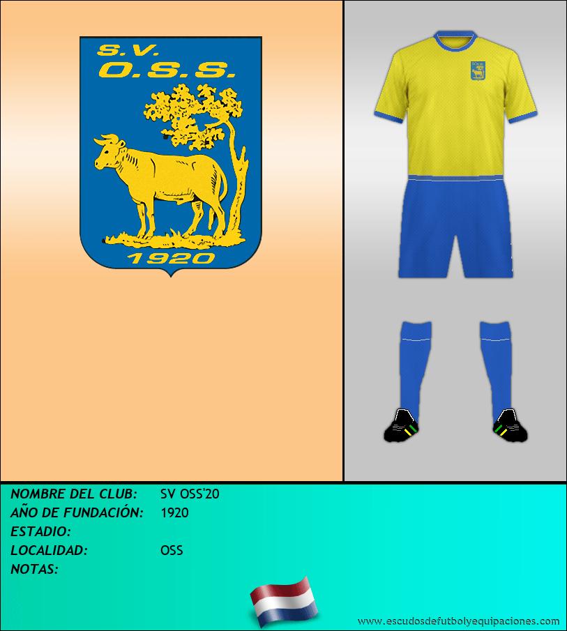 Escudo de SV OSS'20