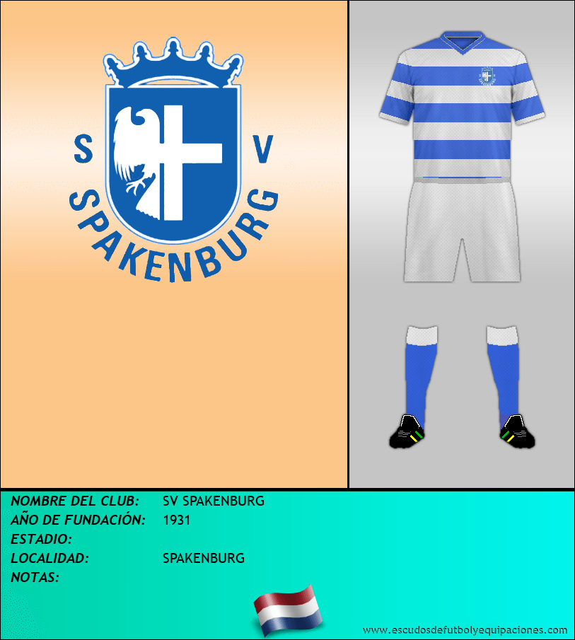 Escudo de SV SPAKENBURG