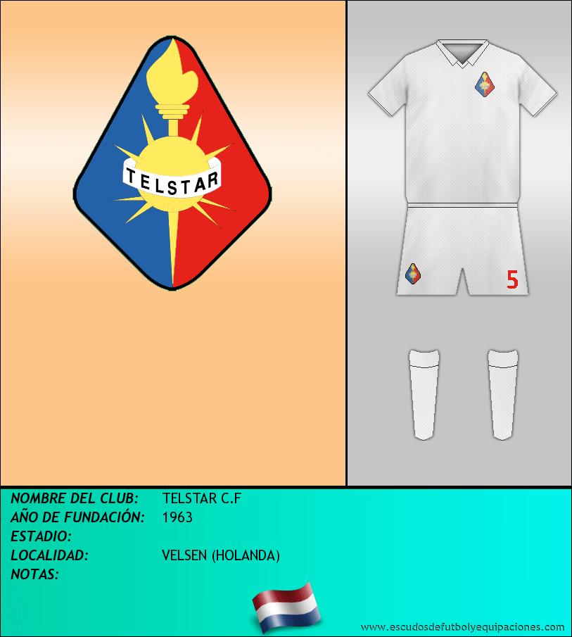 Escudo de TELSTAR C.F