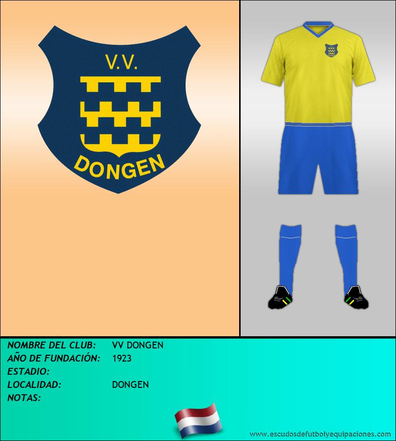 Escudo de VV DONGEN