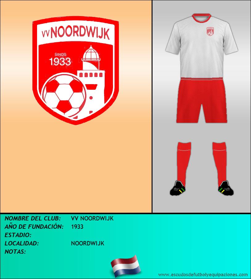 Escudo de VV NOORDWIJK