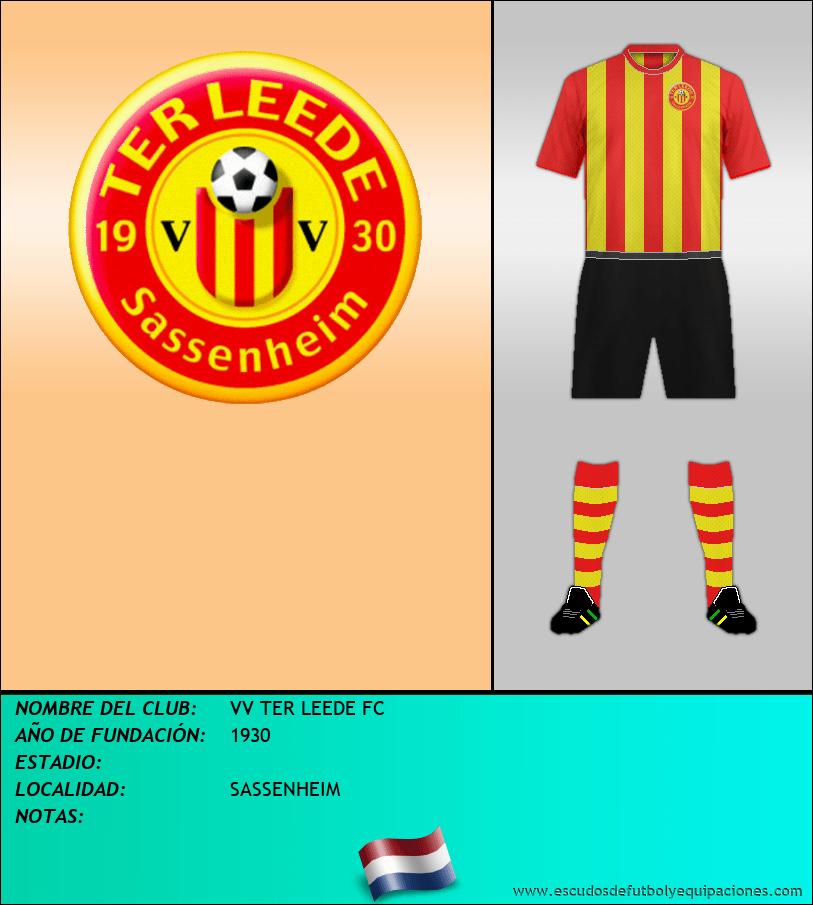 Escudo de VV TER LEEDE FC