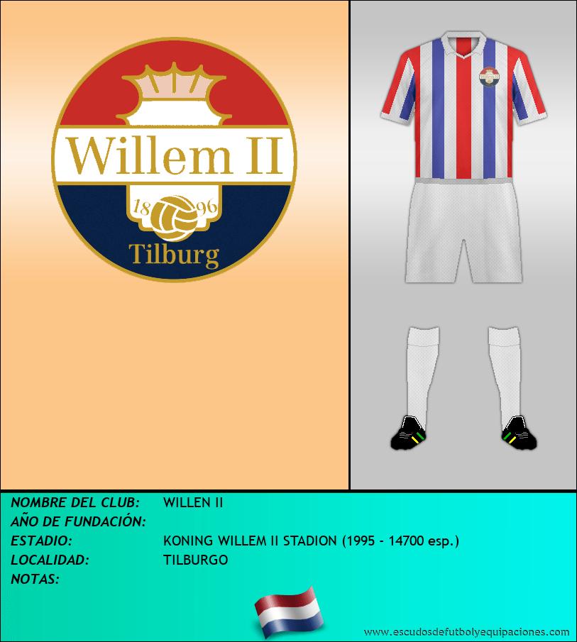 Escudo de WILLEN II