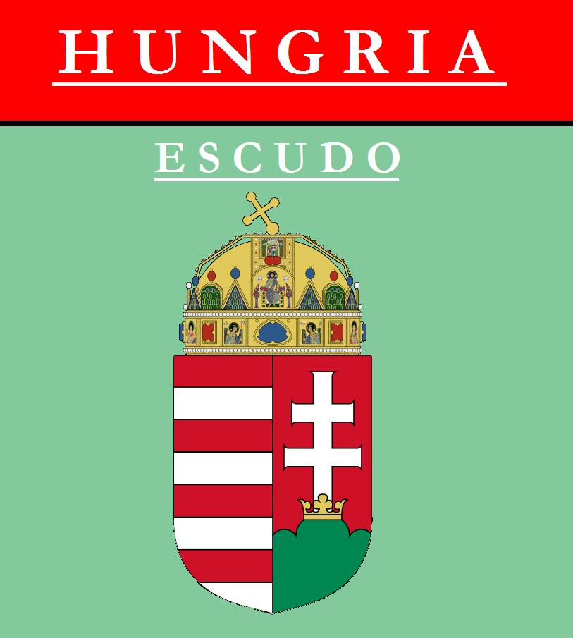 Escudo de ESCUDO DE HUNGRÍA