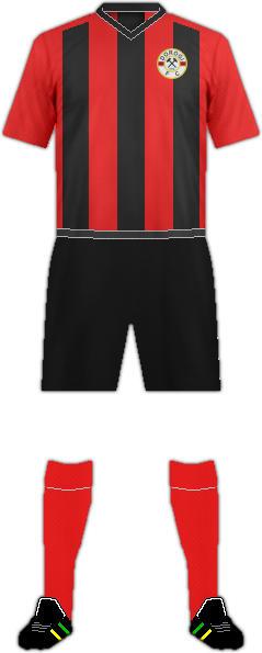 Equipación DOROGI FC