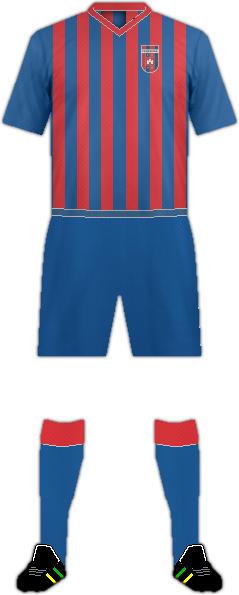 Equipación FEHÉRVÁR FC