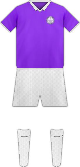 Equipación UJPEST FC