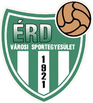Escudo de ÉRDI VSE (HUNGRÍA)