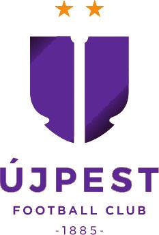 Escudo de ÚJPEST FC (HUNGRÍA)