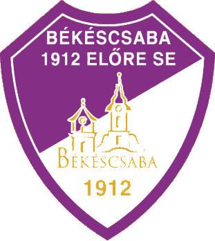 Escudo de BÉKÉSCSABA 1912 ELÓRE SE (HUNGRÍA)