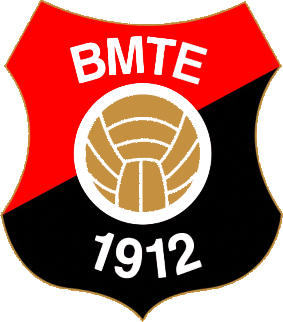 Escudo de BUDAFOKI MTE (HUNGRÍA)