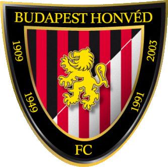 Escudo de BUDAPEST HONVED (HUNGRÍA)