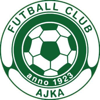 Escudo de FC AJKA (HUNGRÍA)