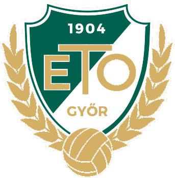 Escudo de GYÖRI ETO FC (HUNGRÍA)