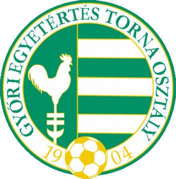 Escudo de GYORY (HUNGRÍA)
