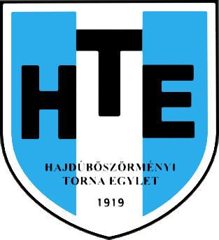 Escudo de HAJDÚBÖSZÖRMÉNY TE (HUNGRÍA)