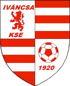 Escudo de IVÁNCSA KSE (HUNGRÍA)