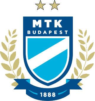 Escudo de MTK BUDAPEST FC (HUNGRÍA)