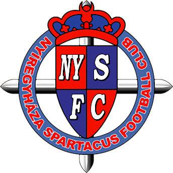 Escudo de NYÍREGYHÁZA SPARTACUS FC (HUNGRÍA)