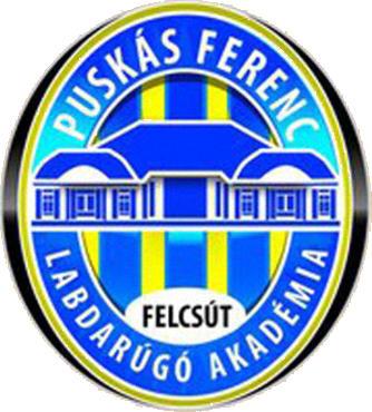 Escudo de PUSKÁS AKADEMIA FC (HUNGRÍA)