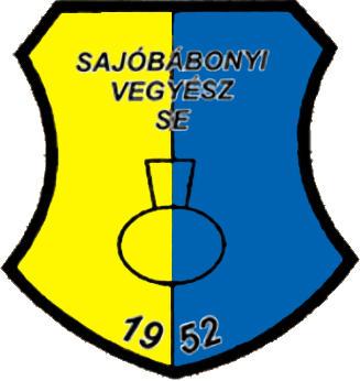 Escudo de SAJÓBÁBONY VEGYÉSZ SE (HUNGRÍA)