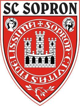 Escudo de SC SOPRON (HUNGRÍA)