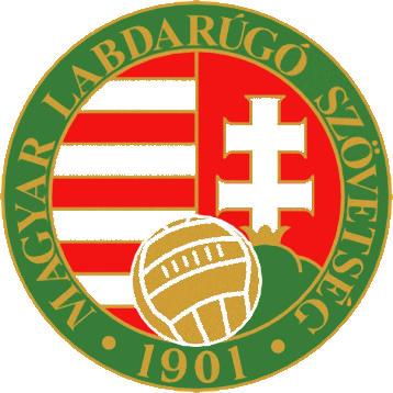 Escudo de SELECCIÓN DE HUNGRÍA (HUNGRÍA)