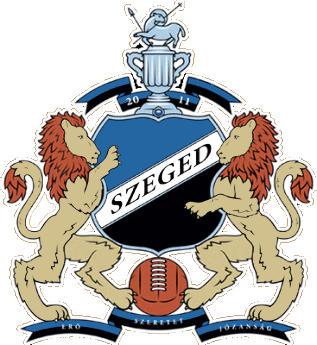 Escudo de SZEGED 2011 (HUNGRÍA)