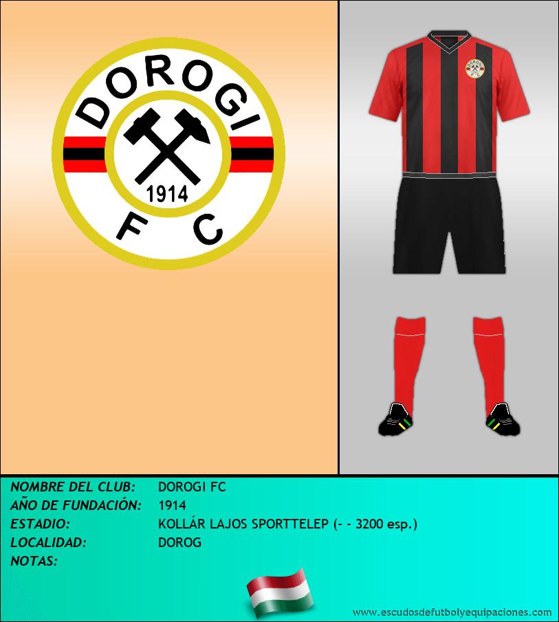 Escudo de DOROGI FC