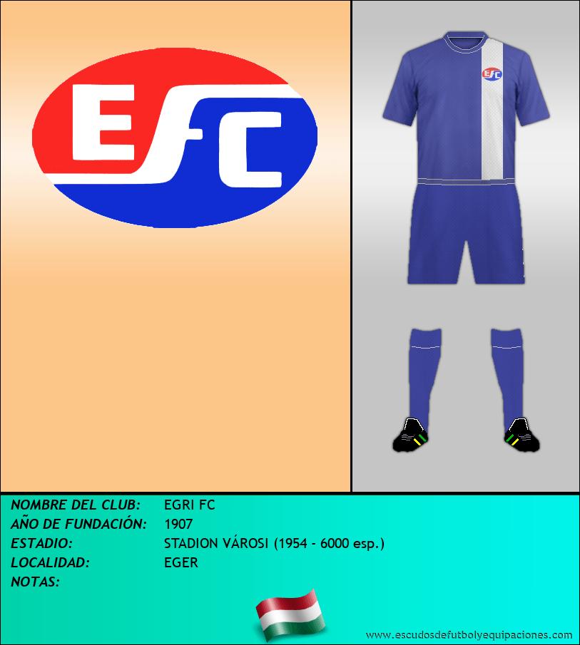 Escudo de EGRI FC