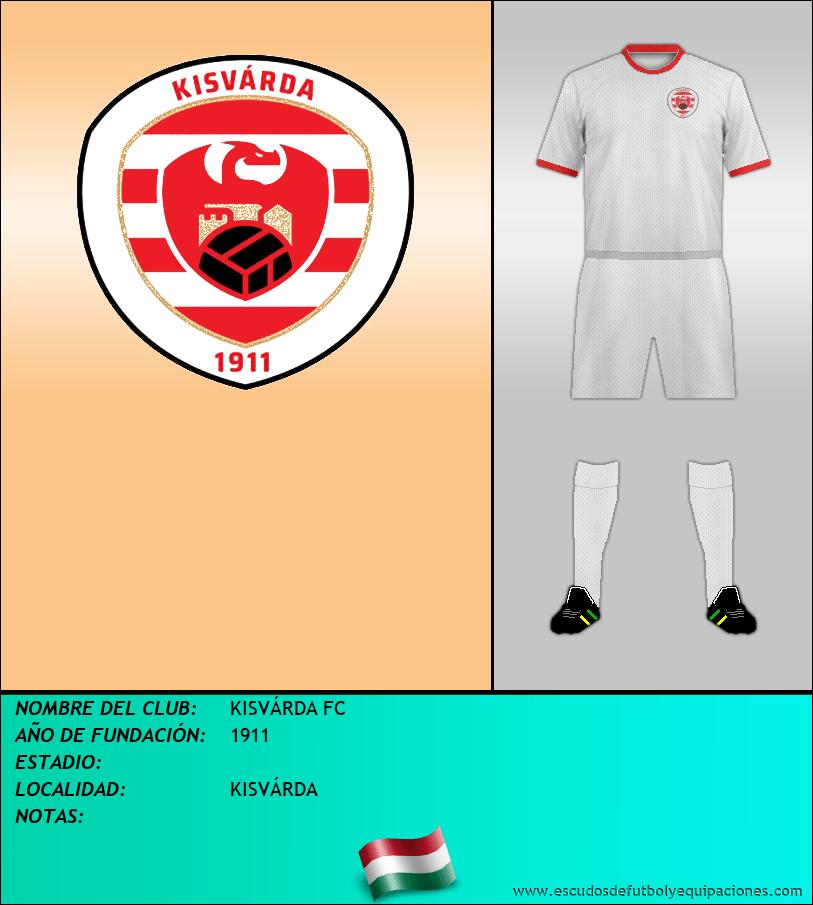 Escudo de KISVÁRDA FC