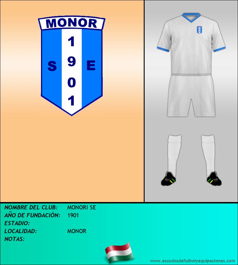 Escudo de MONORI SE