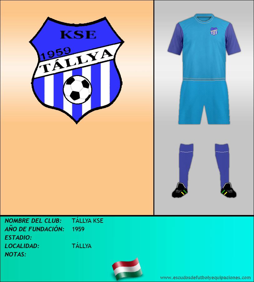 Escudo de TÁLLYA KSE