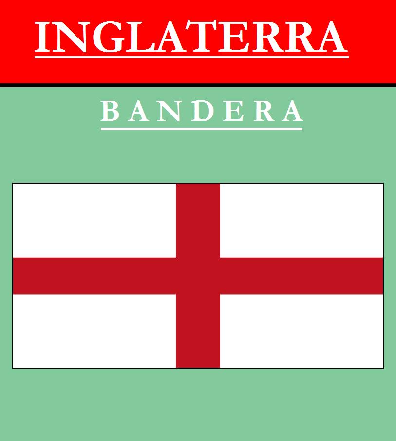 Escudo de BANDERA DE INGLATERRA