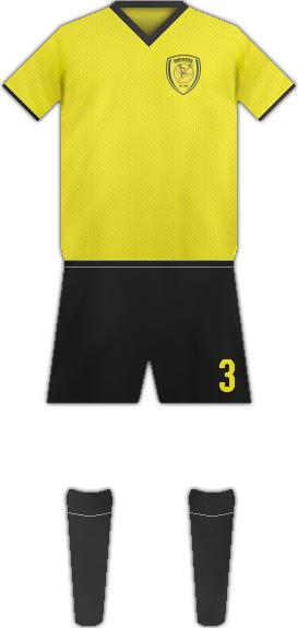 Equipación BURTON ALBION FC