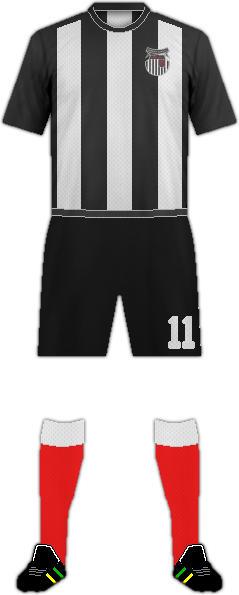 Equipación GRIMSBY TOWN FC